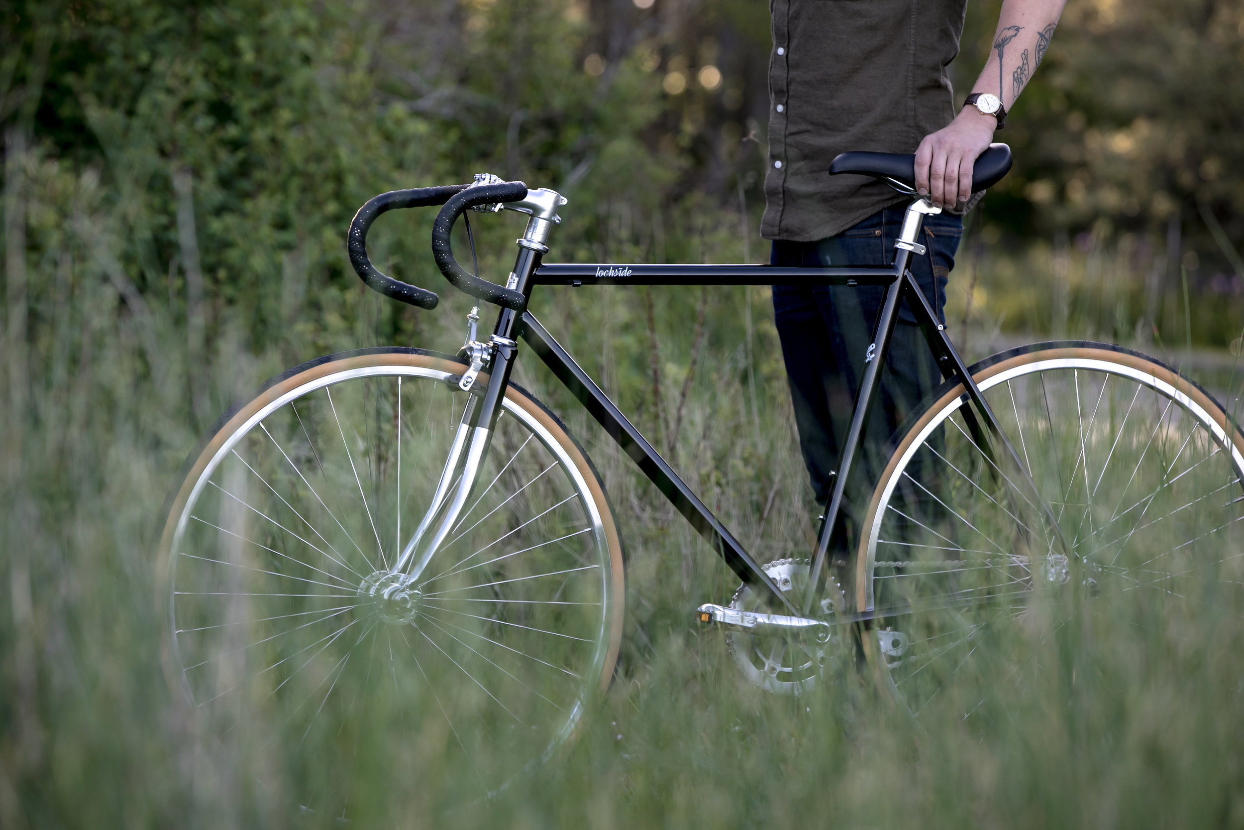 Lochside Cycles gummwall tires fixed gear bicycle Victoria BC yyj.jpg