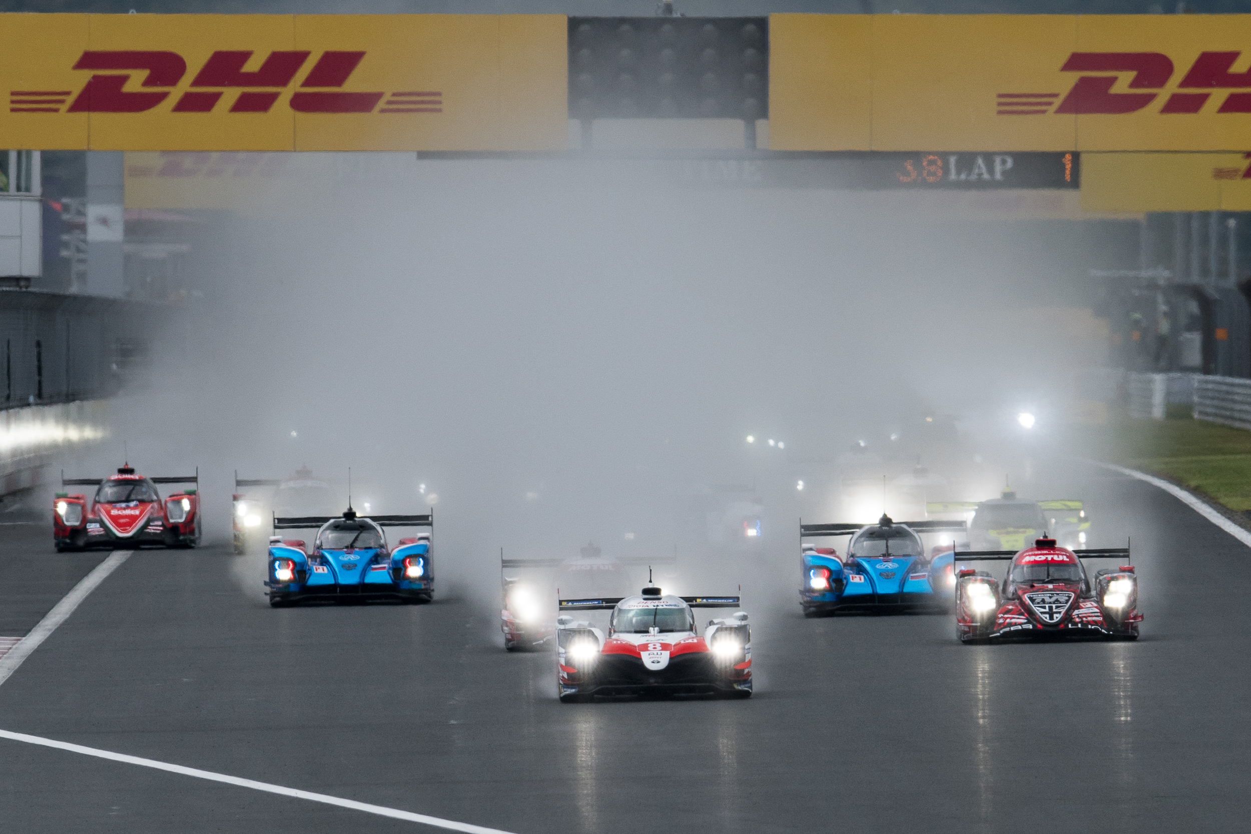 FIA WEC 6 hours of Fuji -