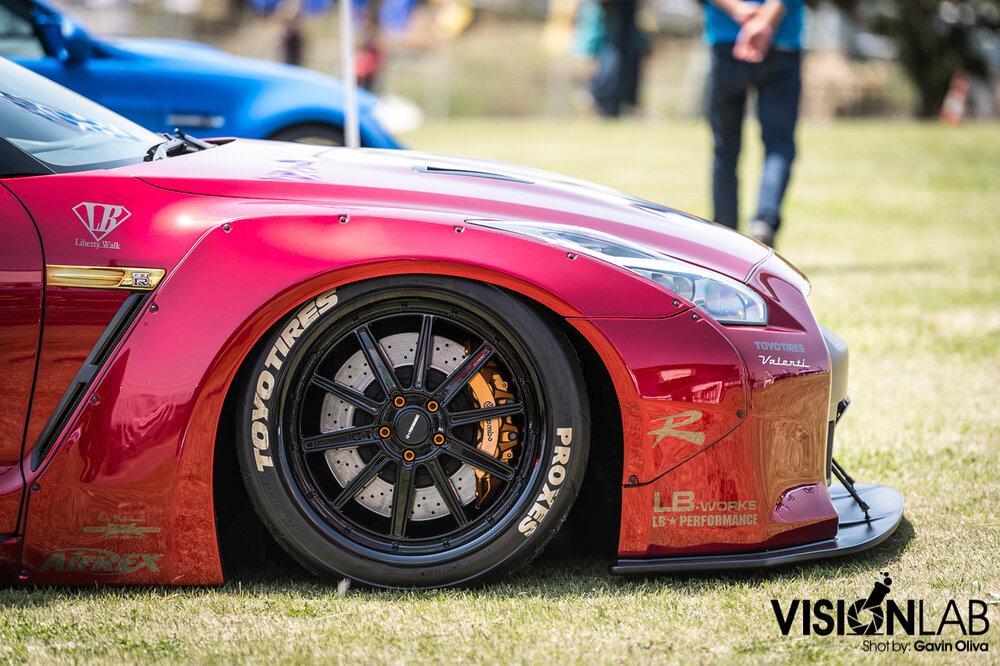 Formula Drift -