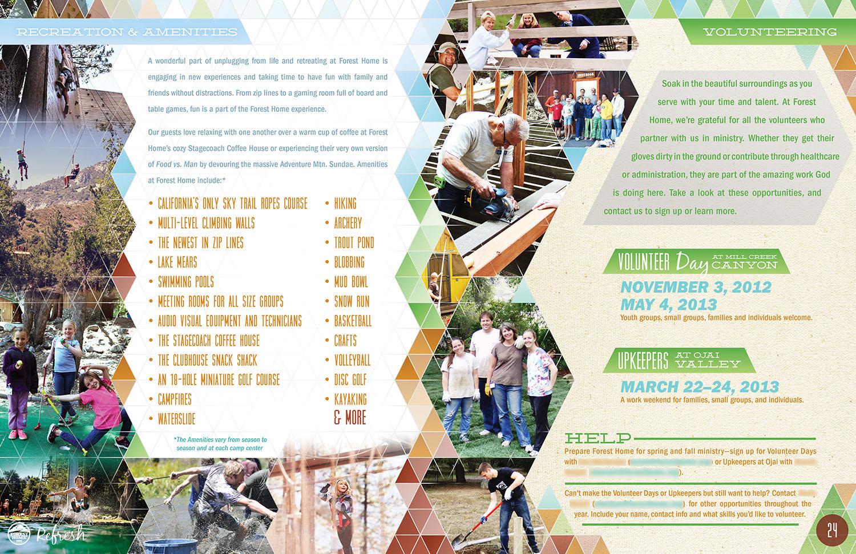 Recreation Options & Volunteer Opportunities