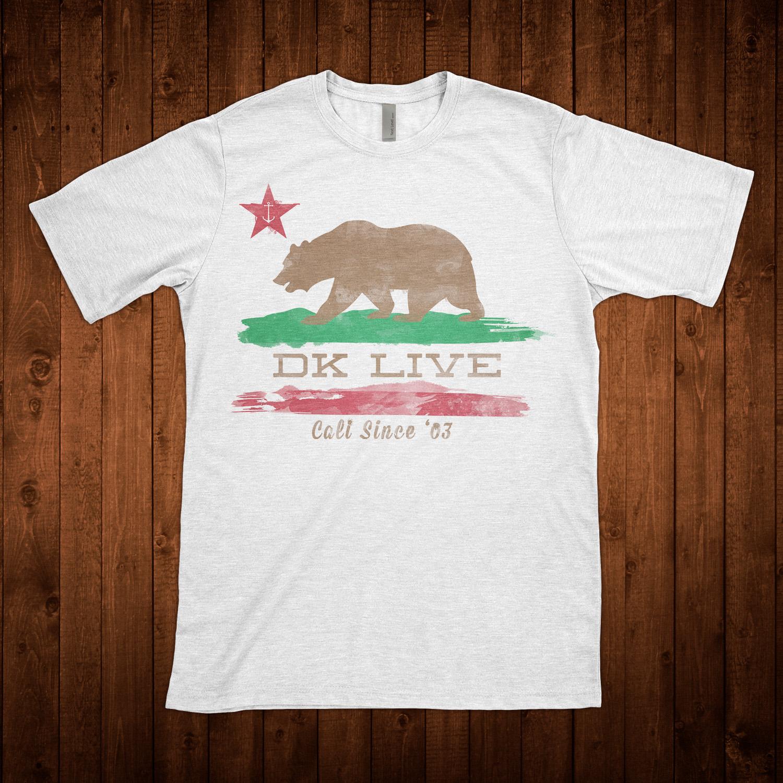Cali Bear Shirt