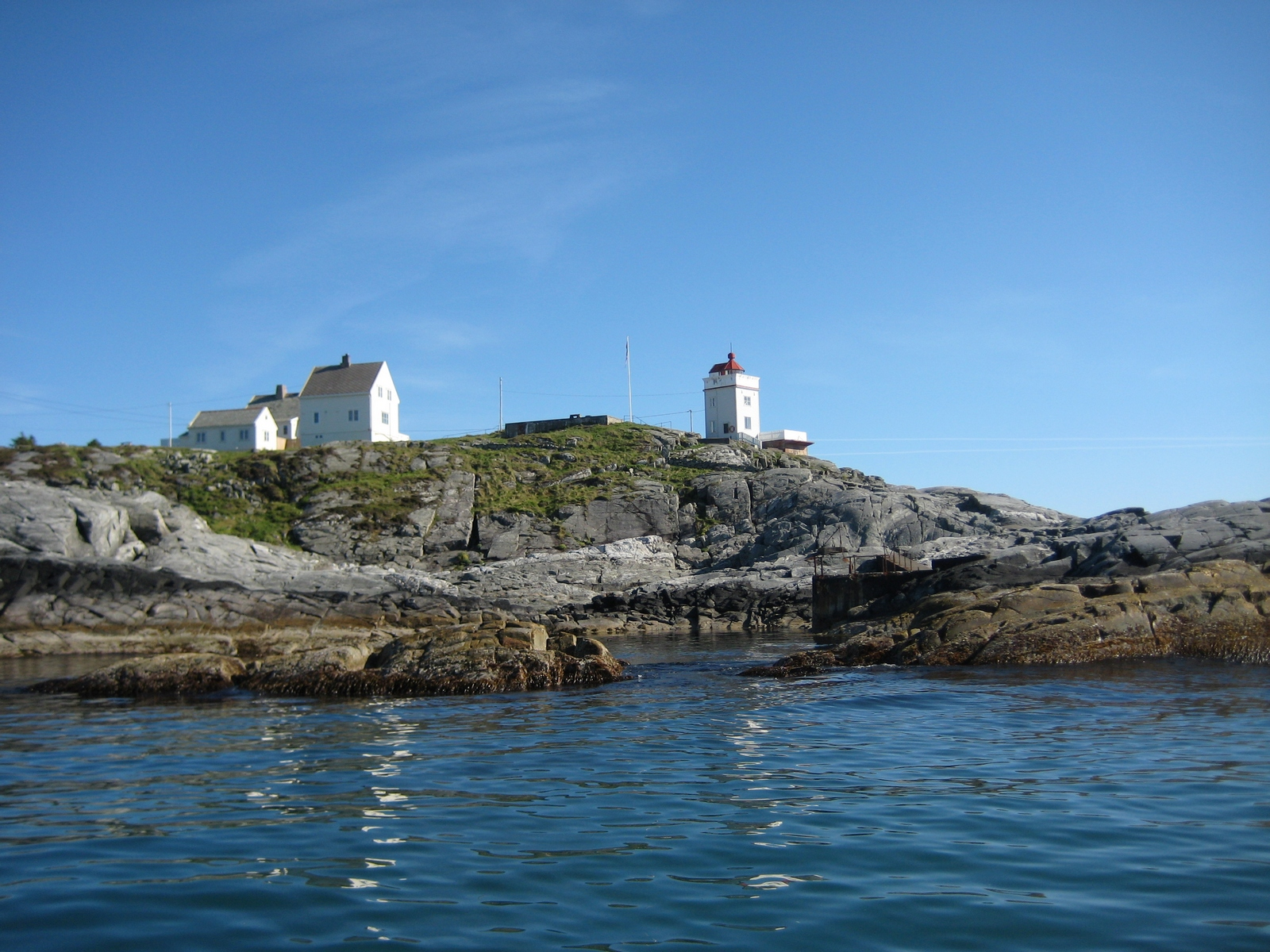 Ryvarden Lighthouse