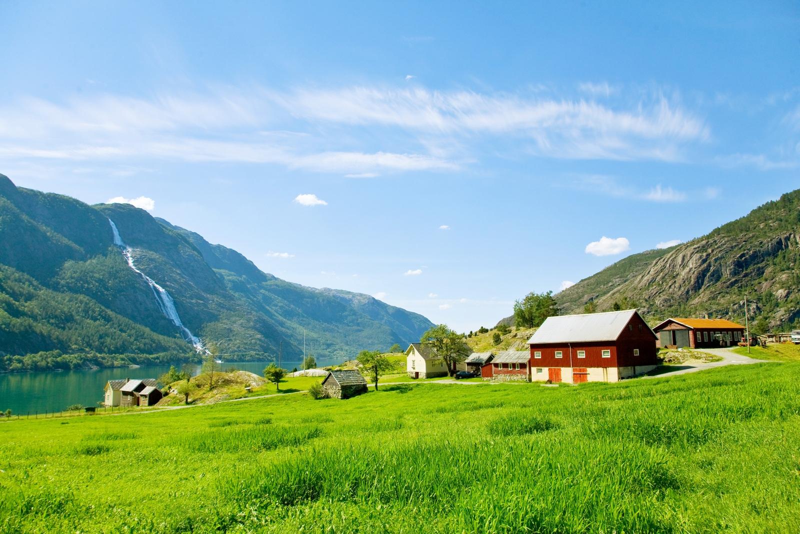 Eljervik, Åkrafjorden