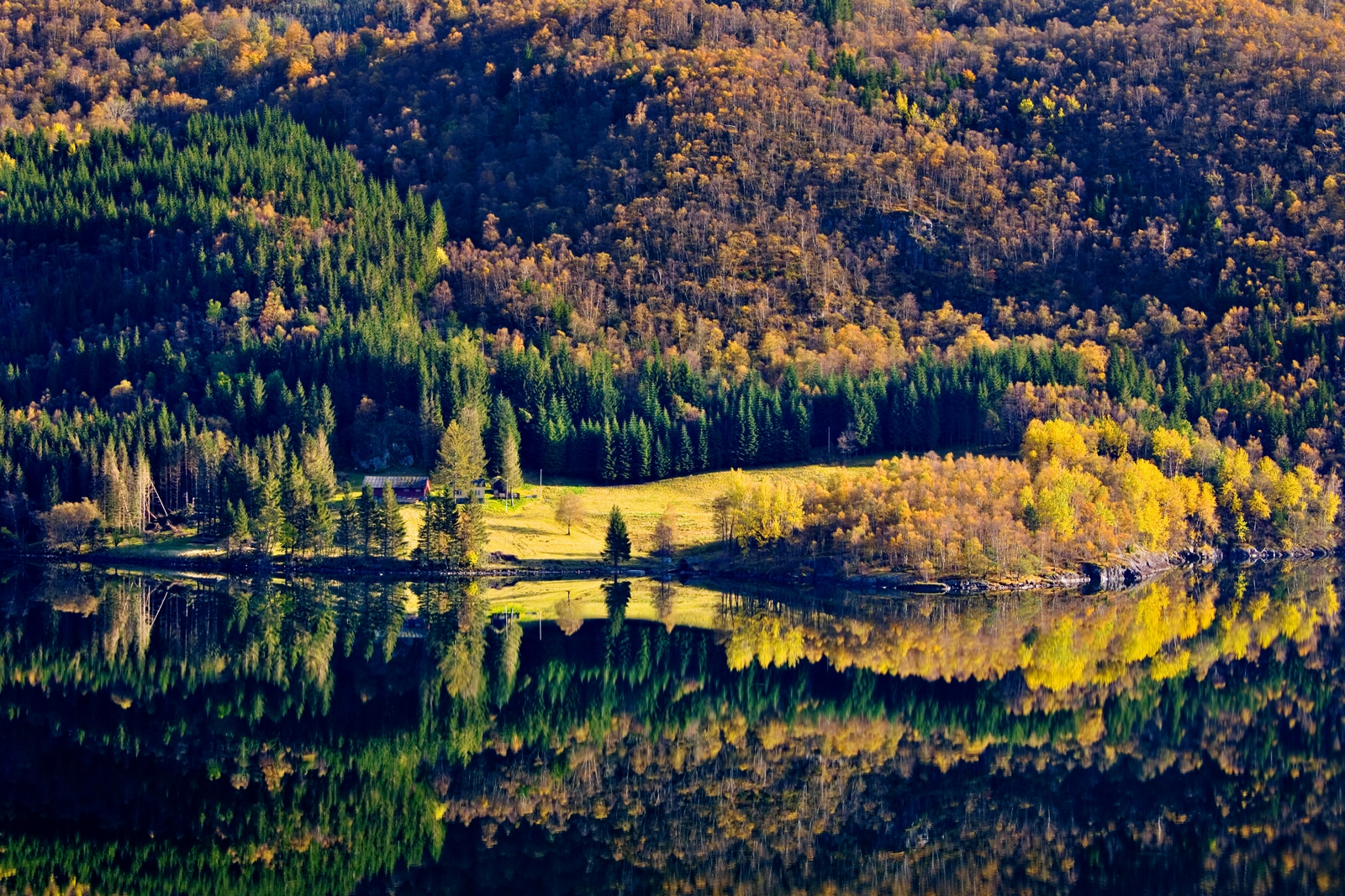 Håheim, Stordalsvatnet