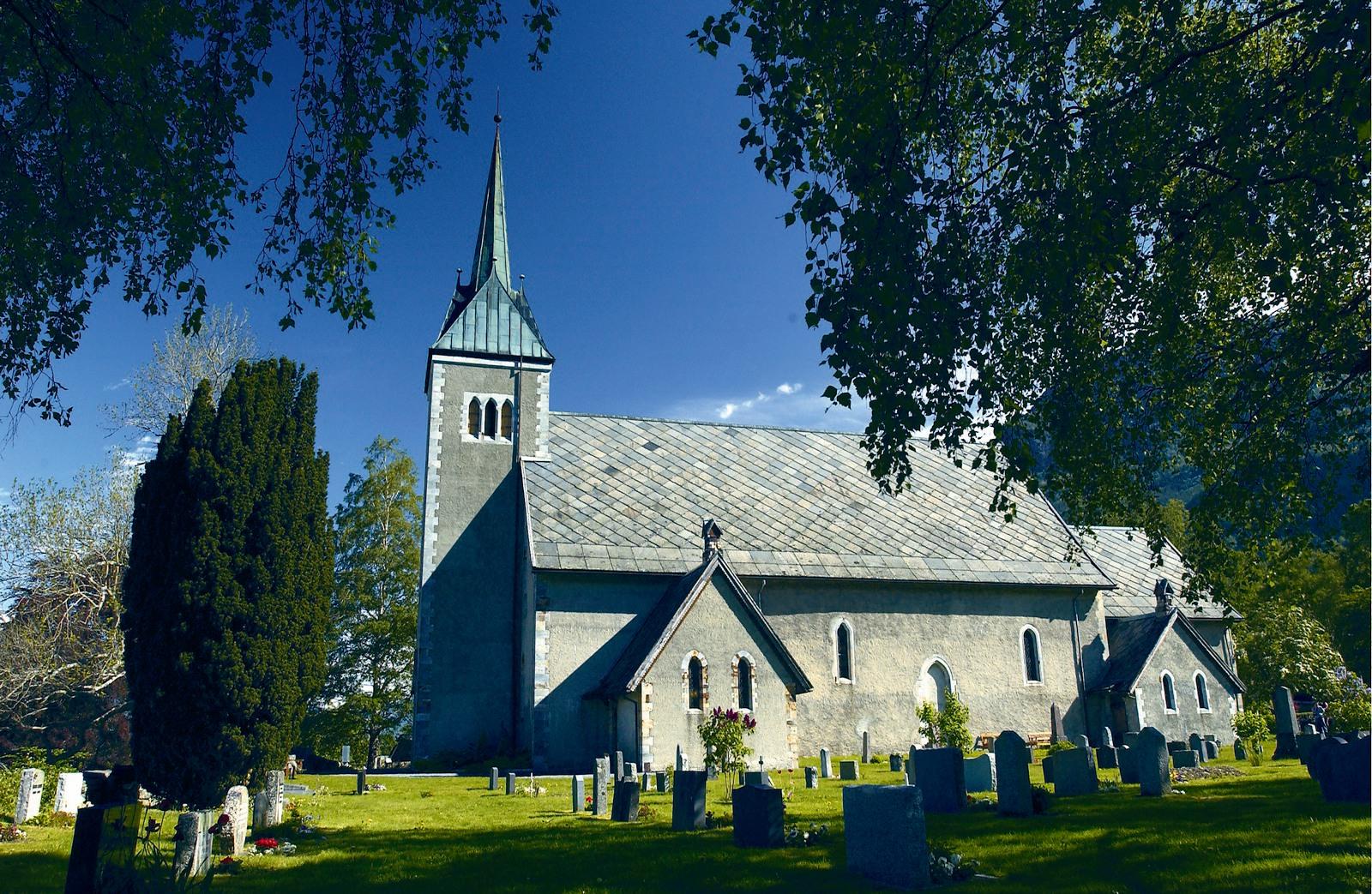 Ullensvang kyrkje