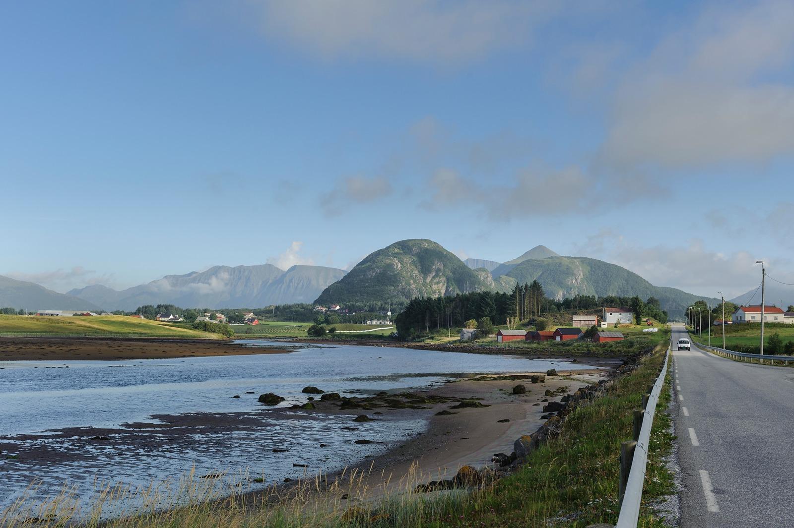 Atlantic Road / Atlanterhavsvegen, August 8th. Photo by Roger Ellingsen / Statens Vegvesen.
