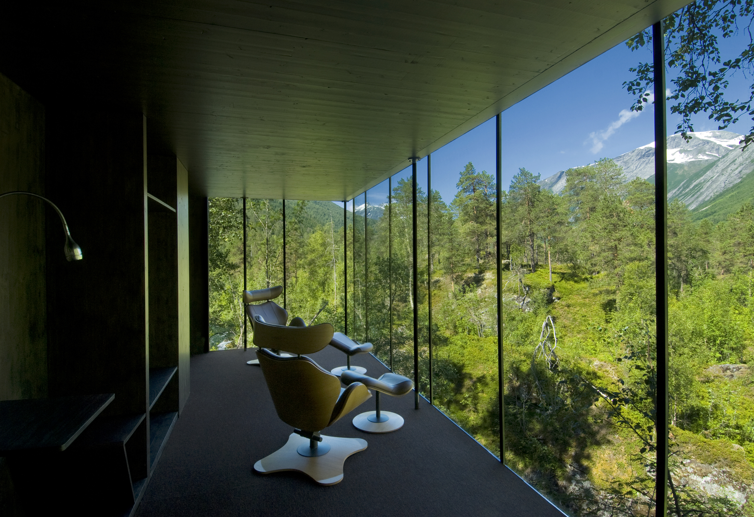 Photo by Juvet Landscape Hotel.