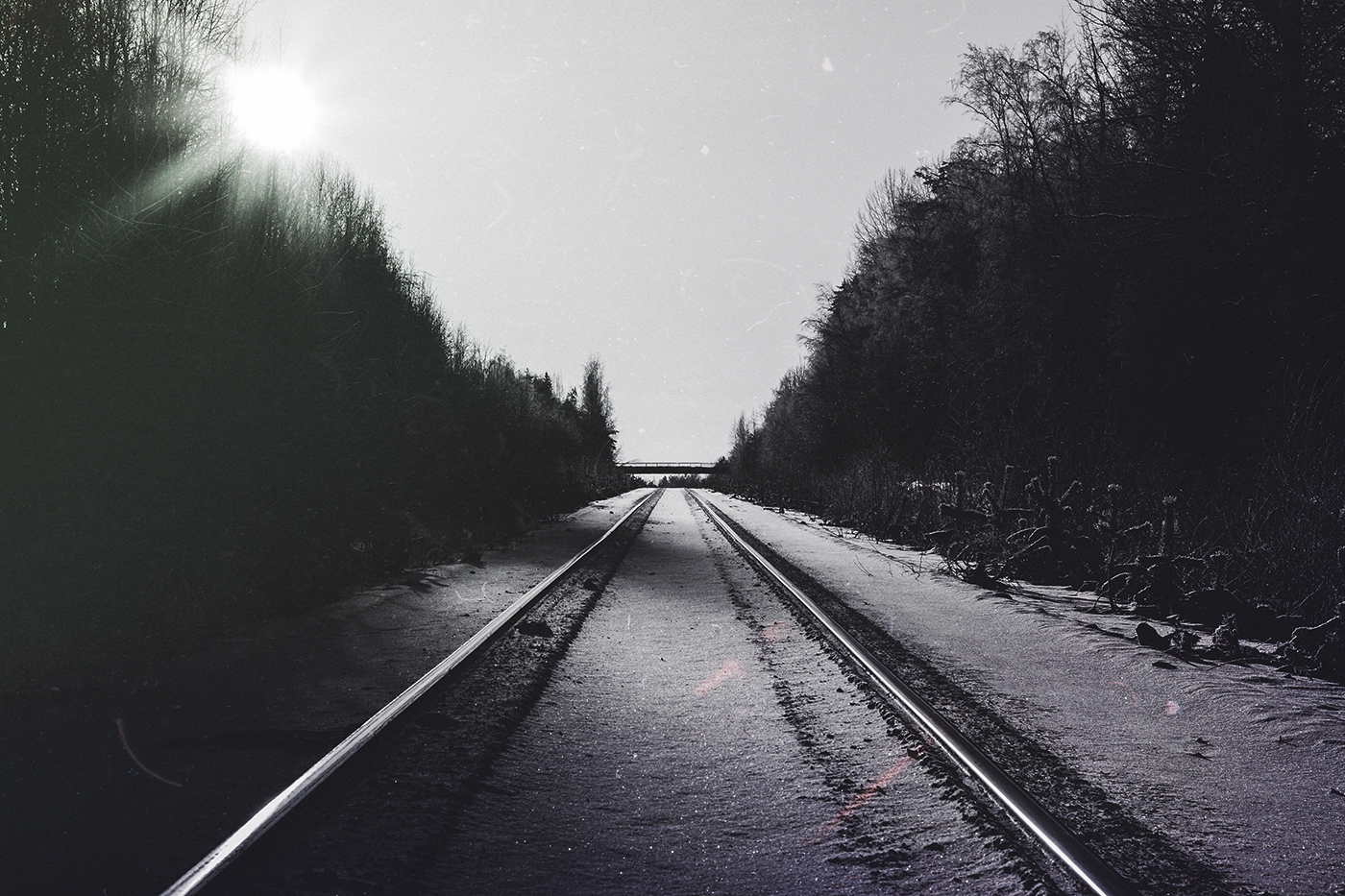 Tammikuu / Kiskot