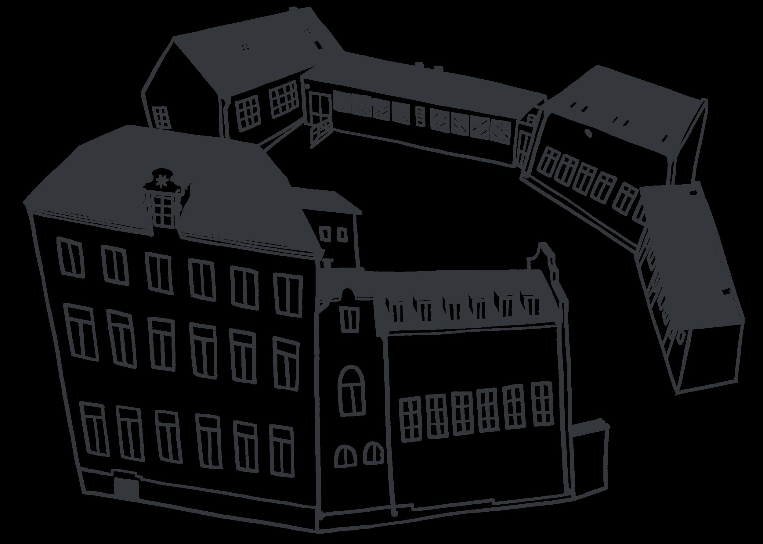 Illustration for  Gotlands Kulturrum , published 2019.