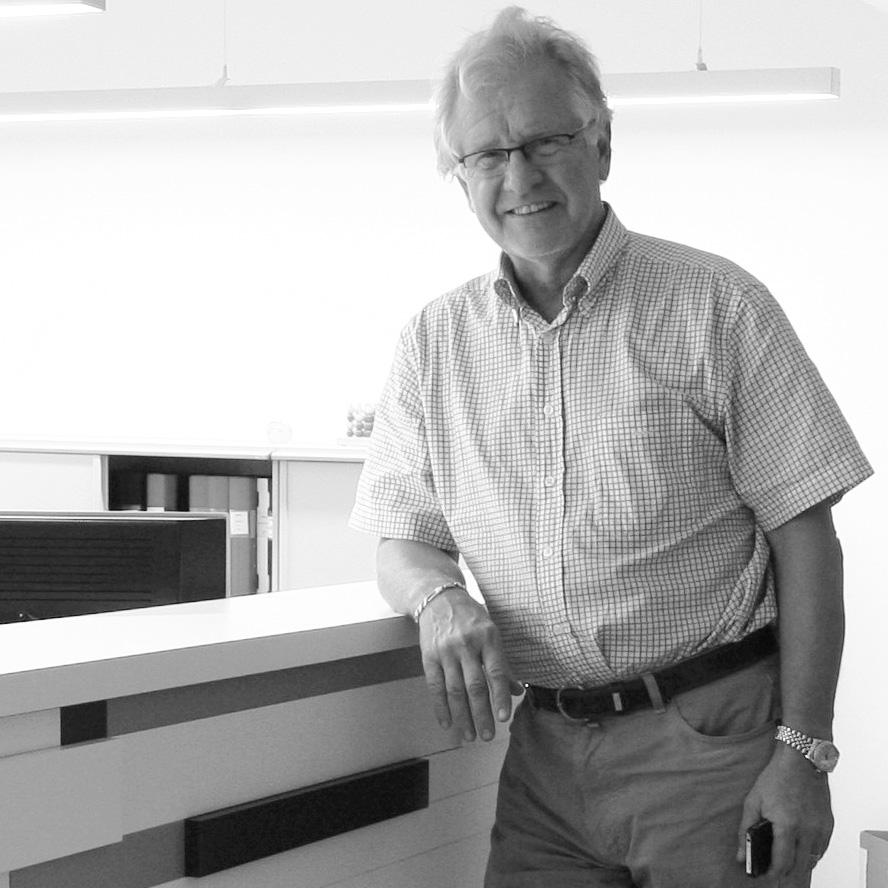 Gunnar Grönlund    Arkitekt SAR/MSA  Senior Advisor