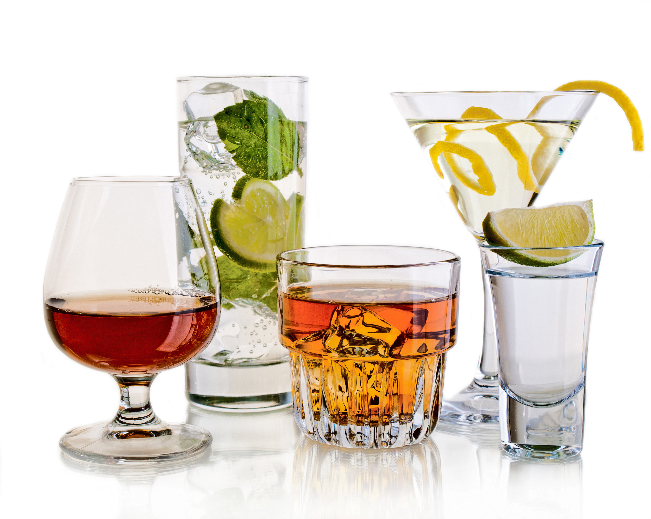 alcohol problems and stress can be a big problem
