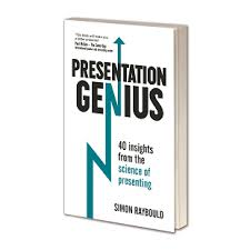 presentation genius book