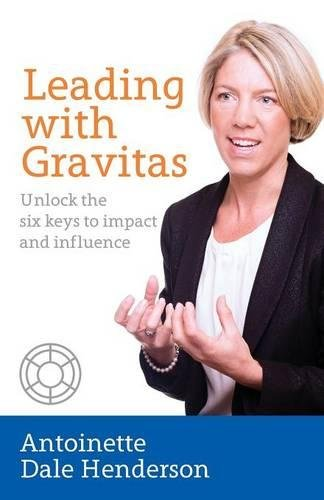 leading with gravitas book image