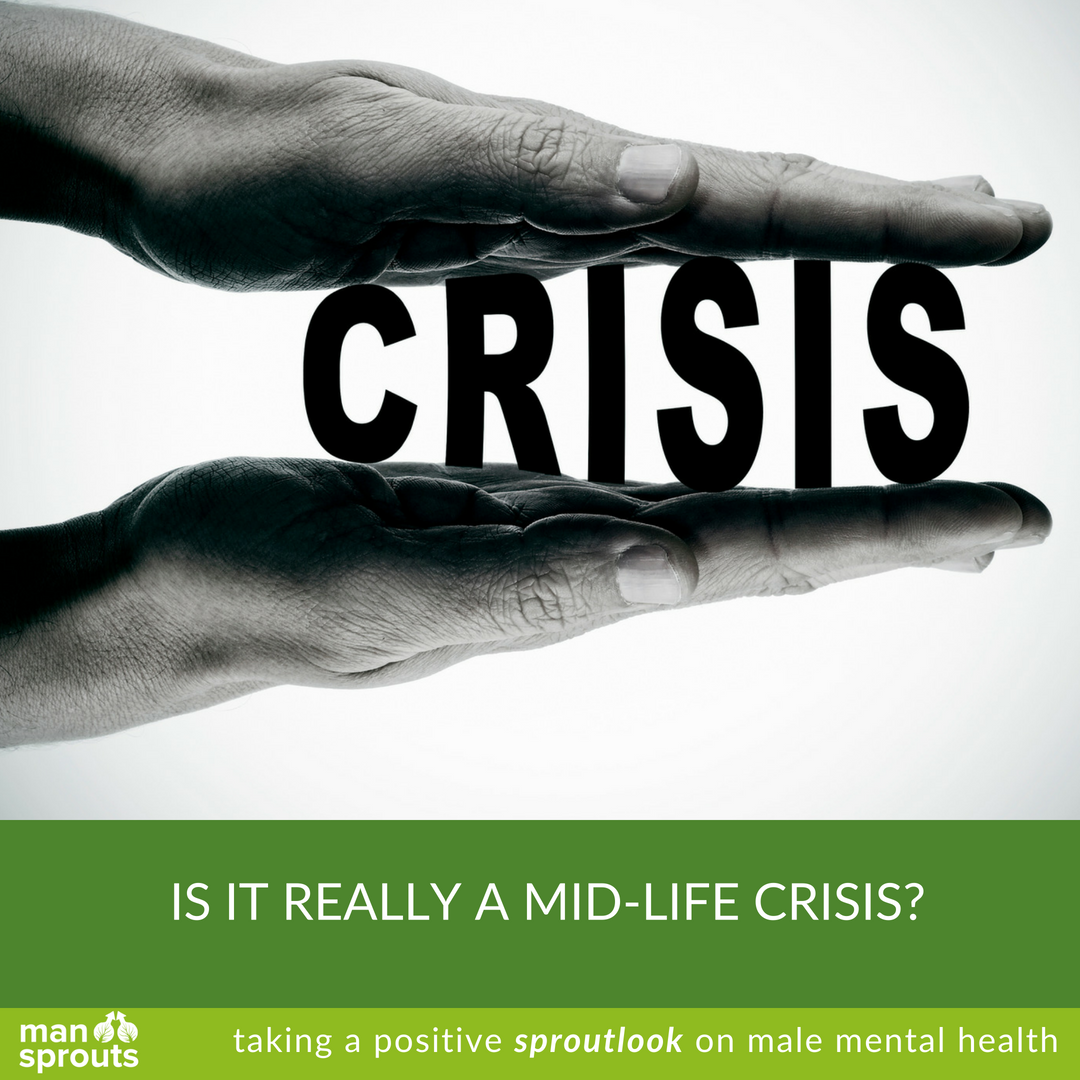 what do i do when in mid-life crisis?