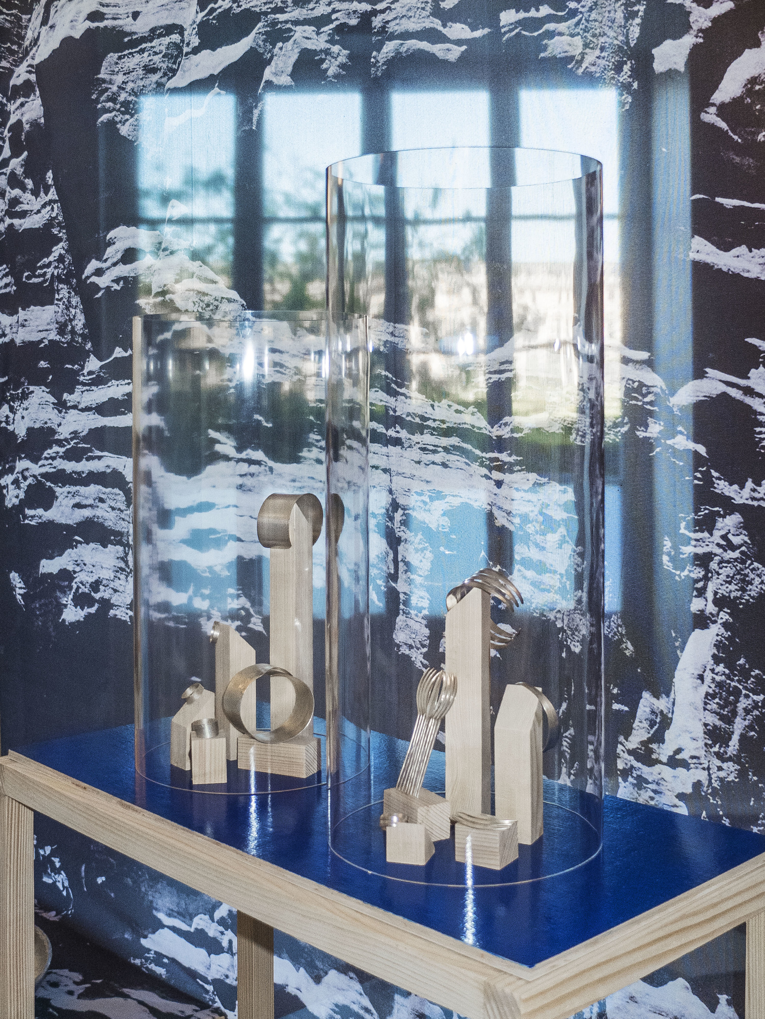 Photo by: Émile Barret - Hors Pistes' Exhibition at  Musée des Arts Décoratifs de Paris  • 2015