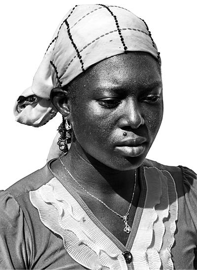 MASSARA OUATTARA  Palm Weaver, BURKINA FASO