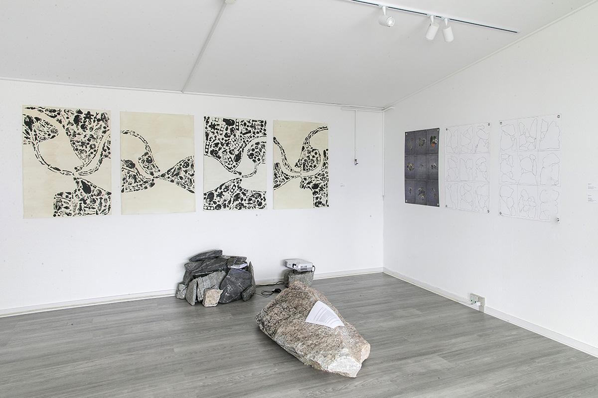 Photos by: Émile Barret - Hors Pistes' Exhibition at  Lokalmuseum Nuuk  • 2017
