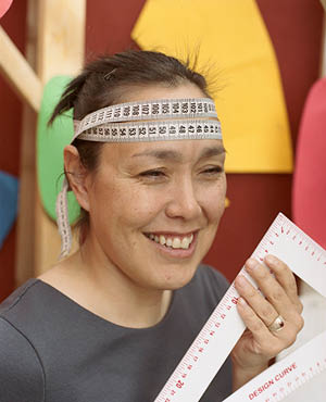 SARA MARIE LYBERTH  Tailor, GREENLAND
