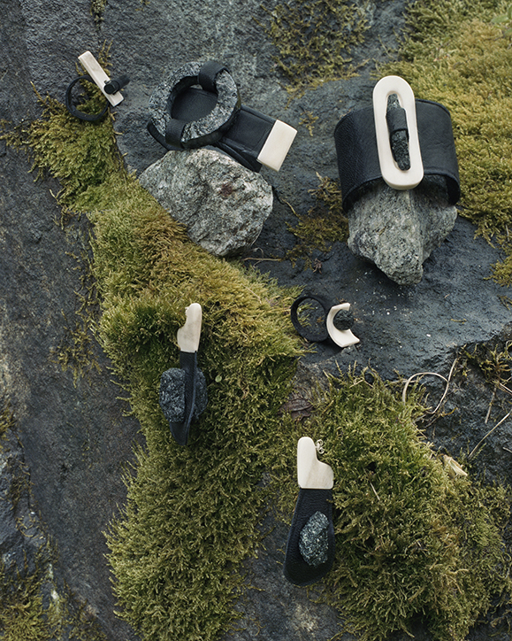 "Tâq iluliaq  — Pauline Clocher, Karl Gabrielson, Peter Kristiansen ""Kujooq"" & Lisbeth Karline Poulsen Nuuk 2017 Photo: ©Émile Barret / Hors Pistes"