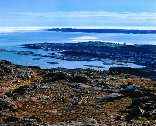 Nuuk 2017 Photo: © Émile Barret / Hors Pistes
