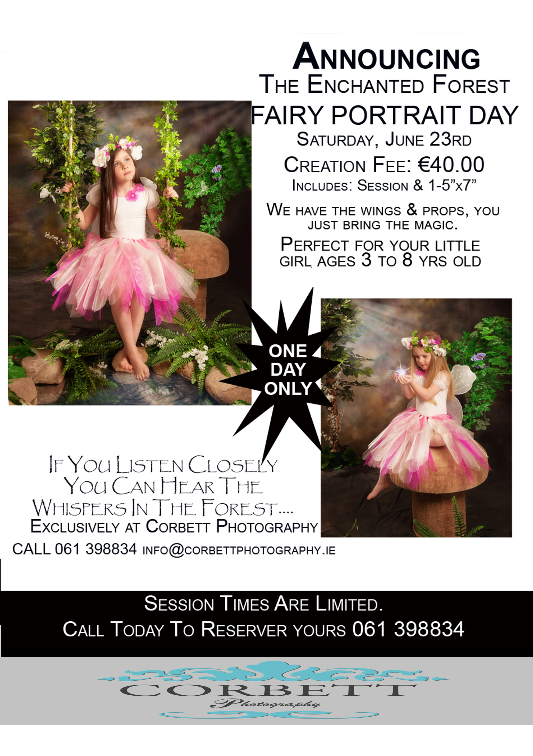 fairy portrait day