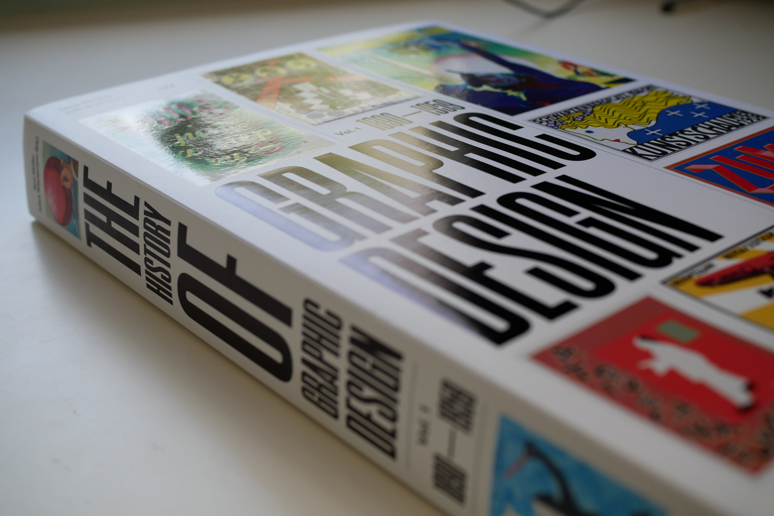 The History of Graphic Design Volume 1: 1890-1959
