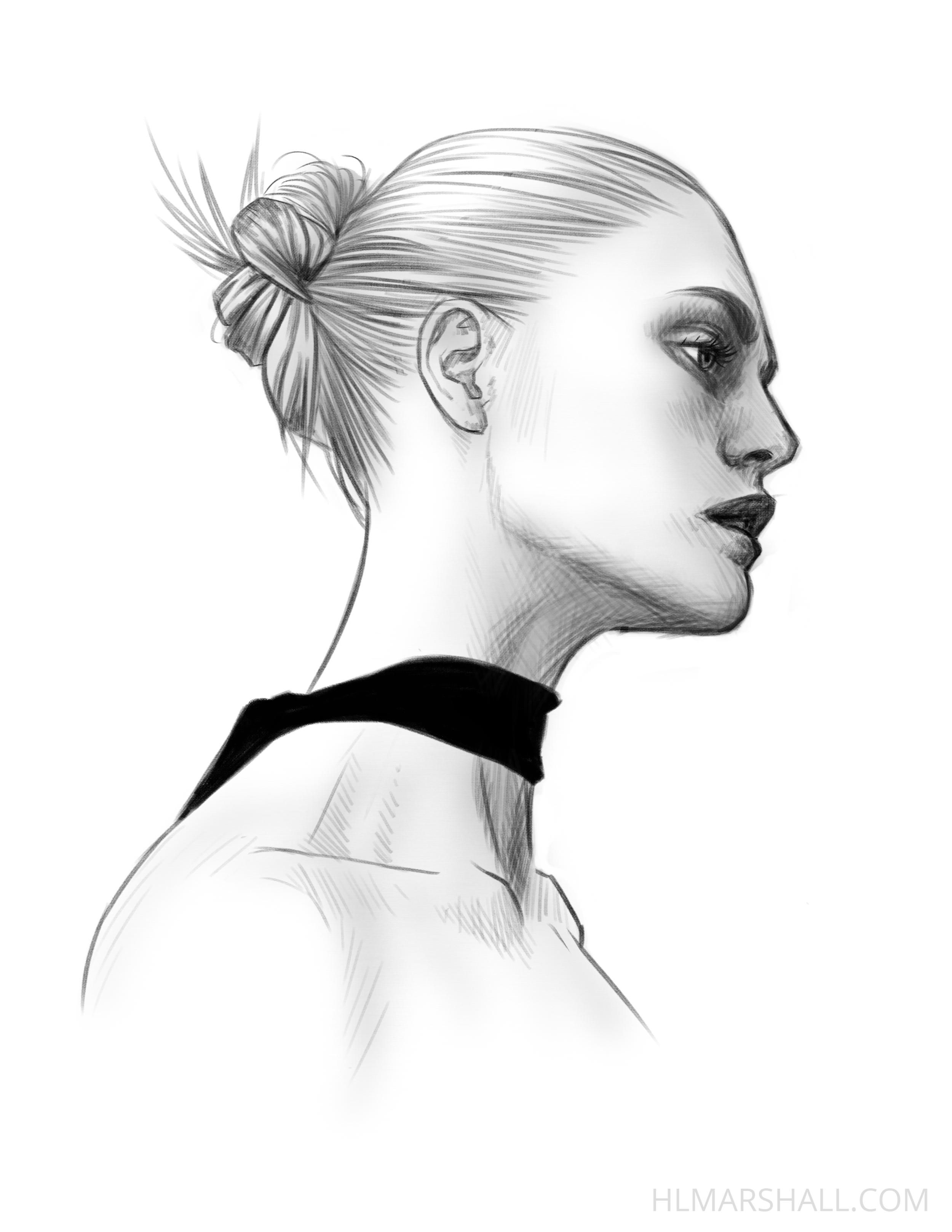 Portraits of Girls 3