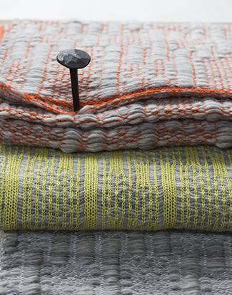 Sjaals en plaids van  Winter in Holland