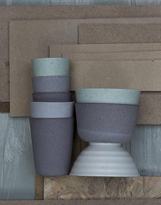 Bekers van  Restored  Bowls van  Restored