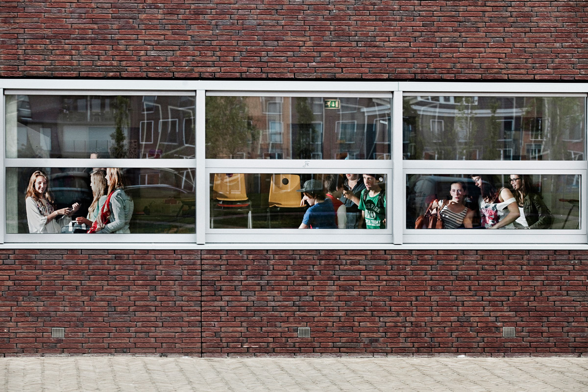 The Vathorts College follows one of the most experimental educational models, inspired by the Montessori method