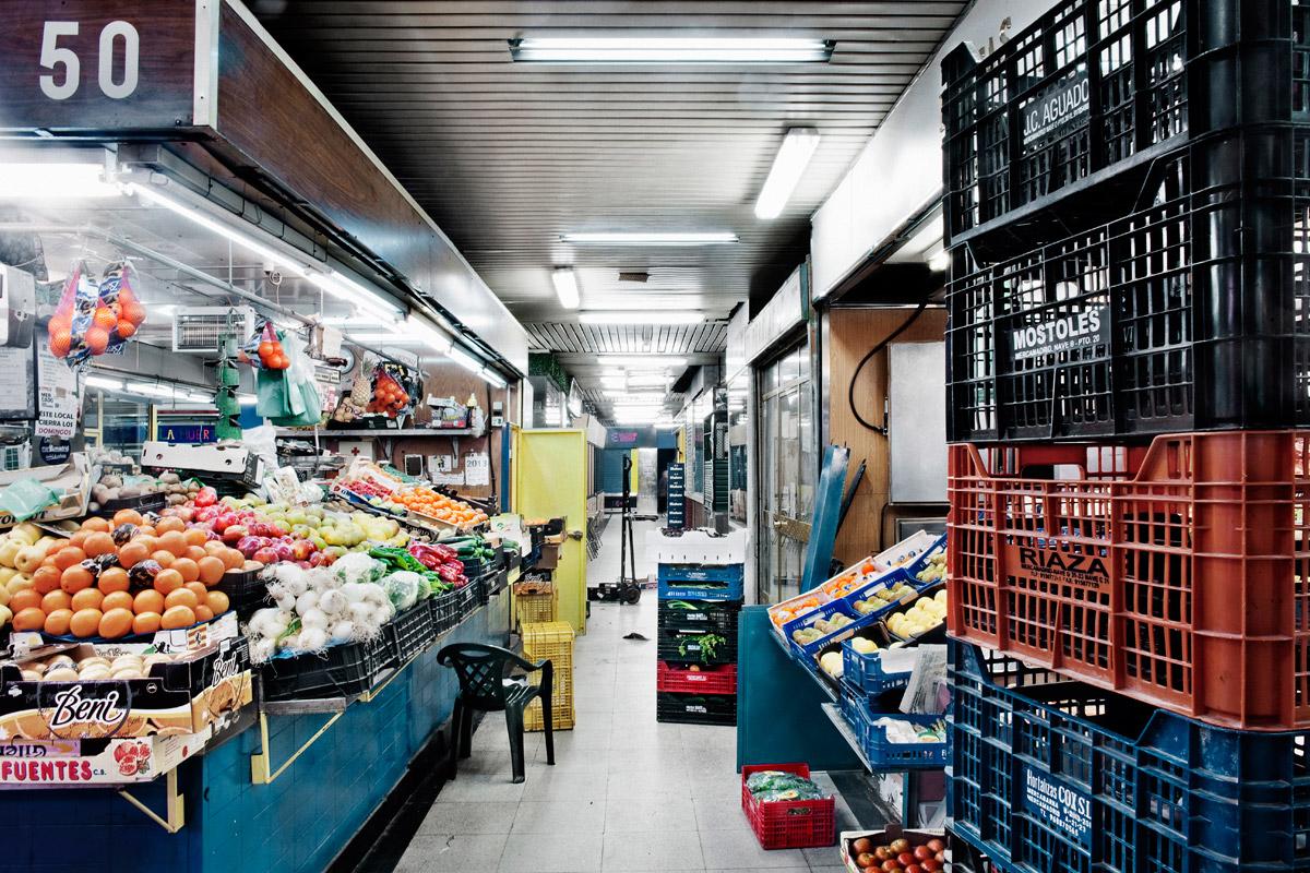 San Fernando Market, Madrid