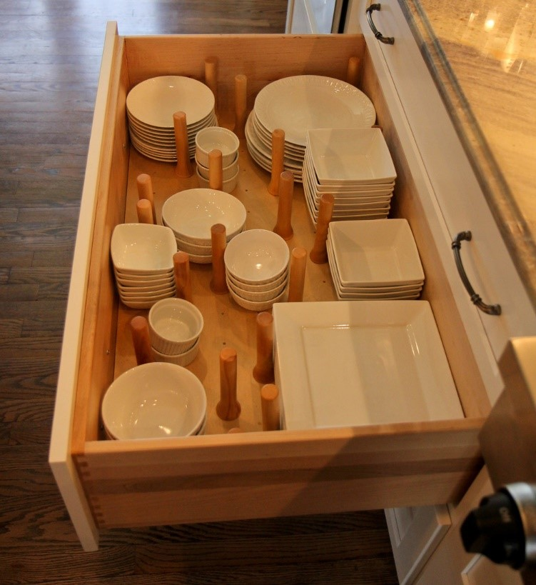 Storage - Drawers are a major trend!