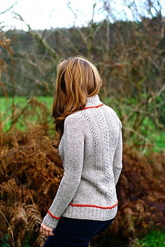 The monte rosa pattern by Isabell Kraemer. Image courtesy of Solenn Couix-Loarer.
