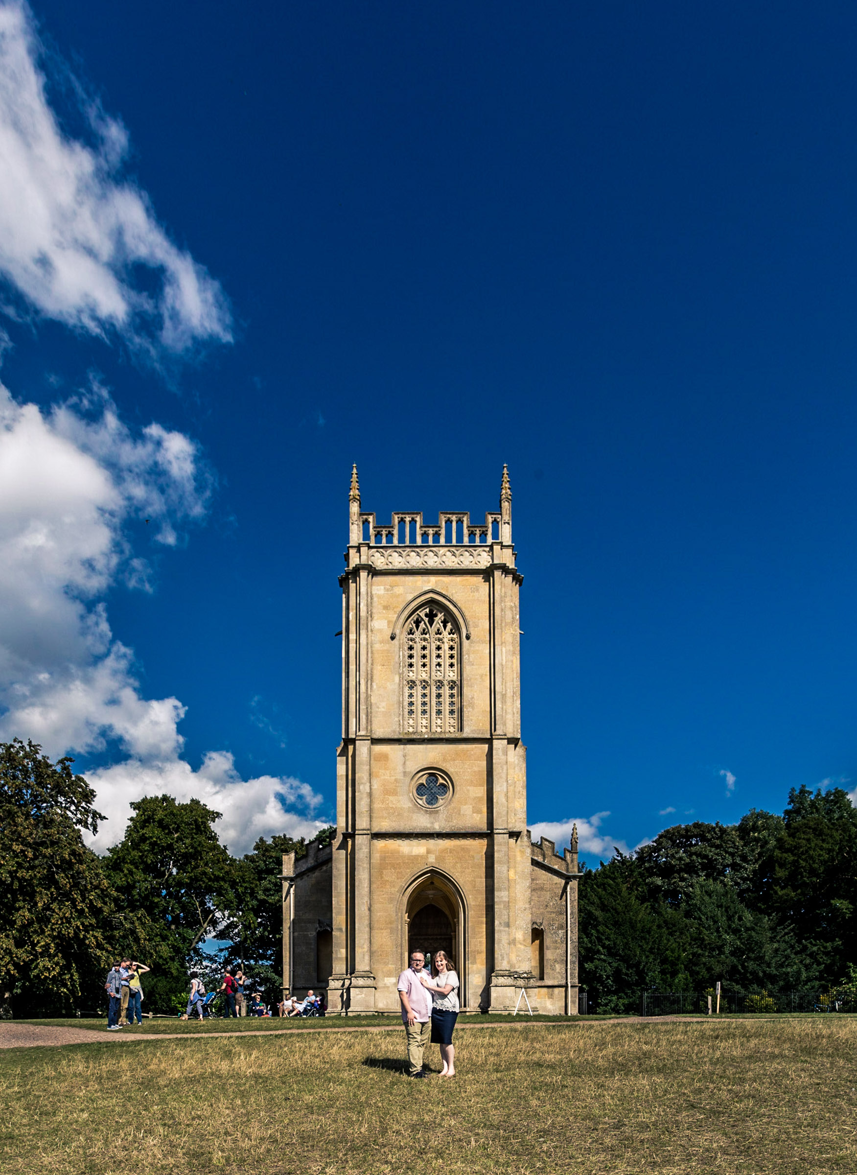 Croome Park Engagement Photoshoot