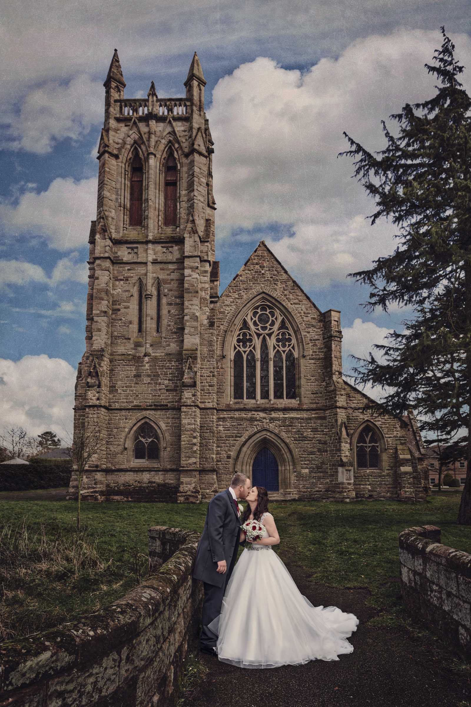 Wedding at All Saints Church in Bromsgrove
