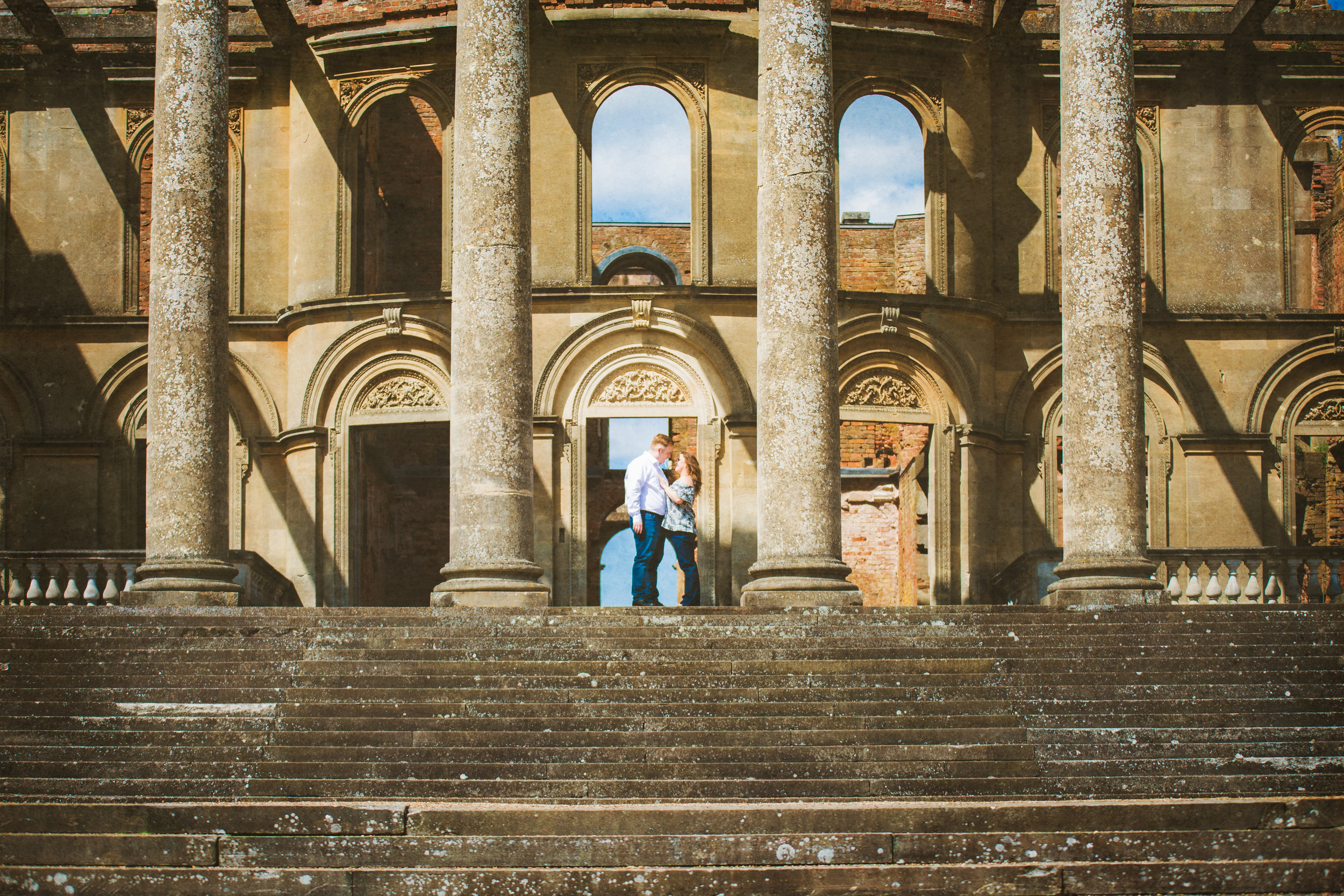 Engagement at Witley Court