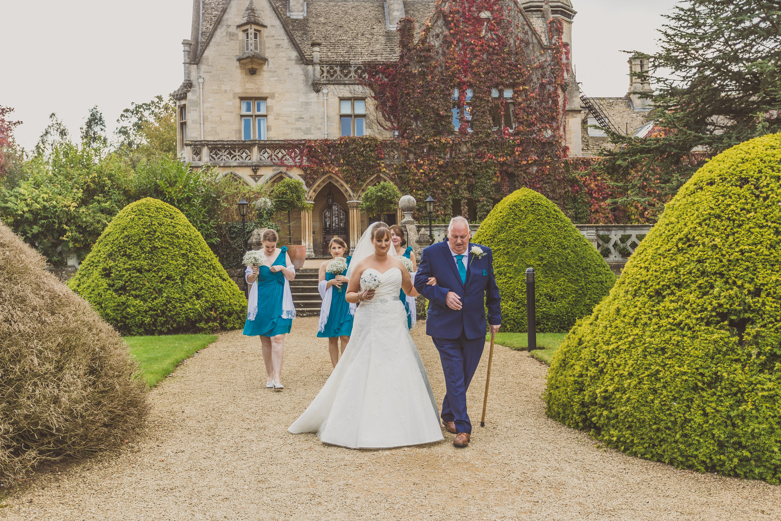 Becky & Ryans Wedding Photographs
