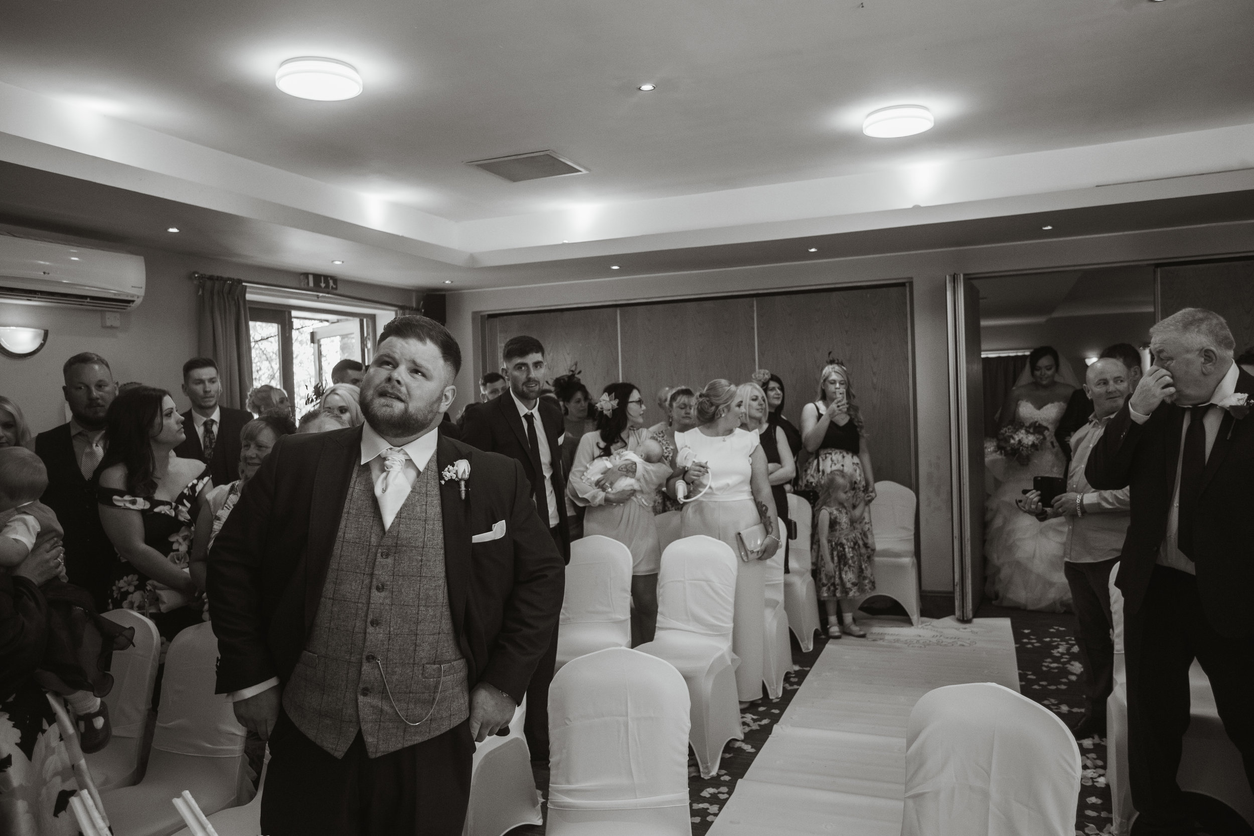 Shaun and Alicia Jones Wedding Photographs