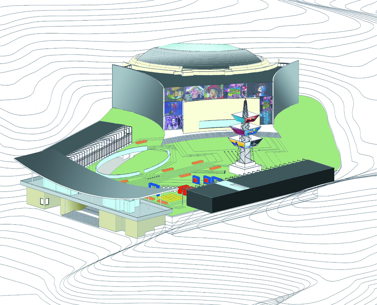NJP Museum Competition