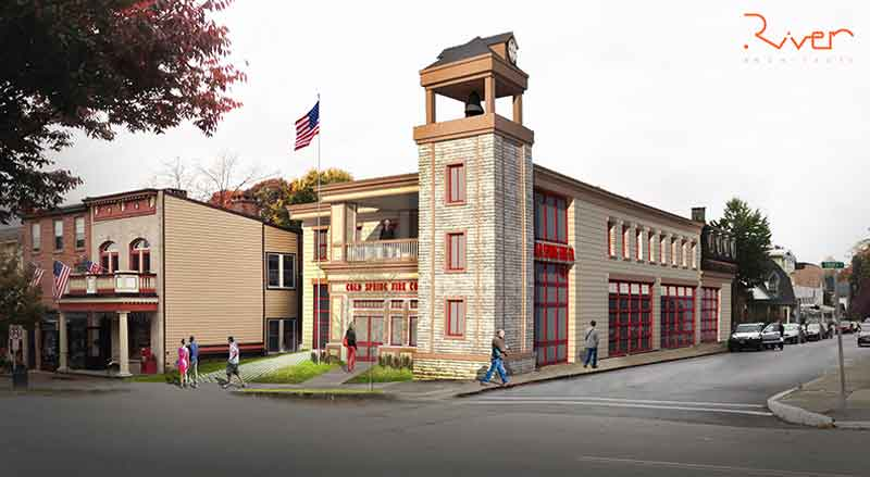 Cold Spring Firehouse Proposal