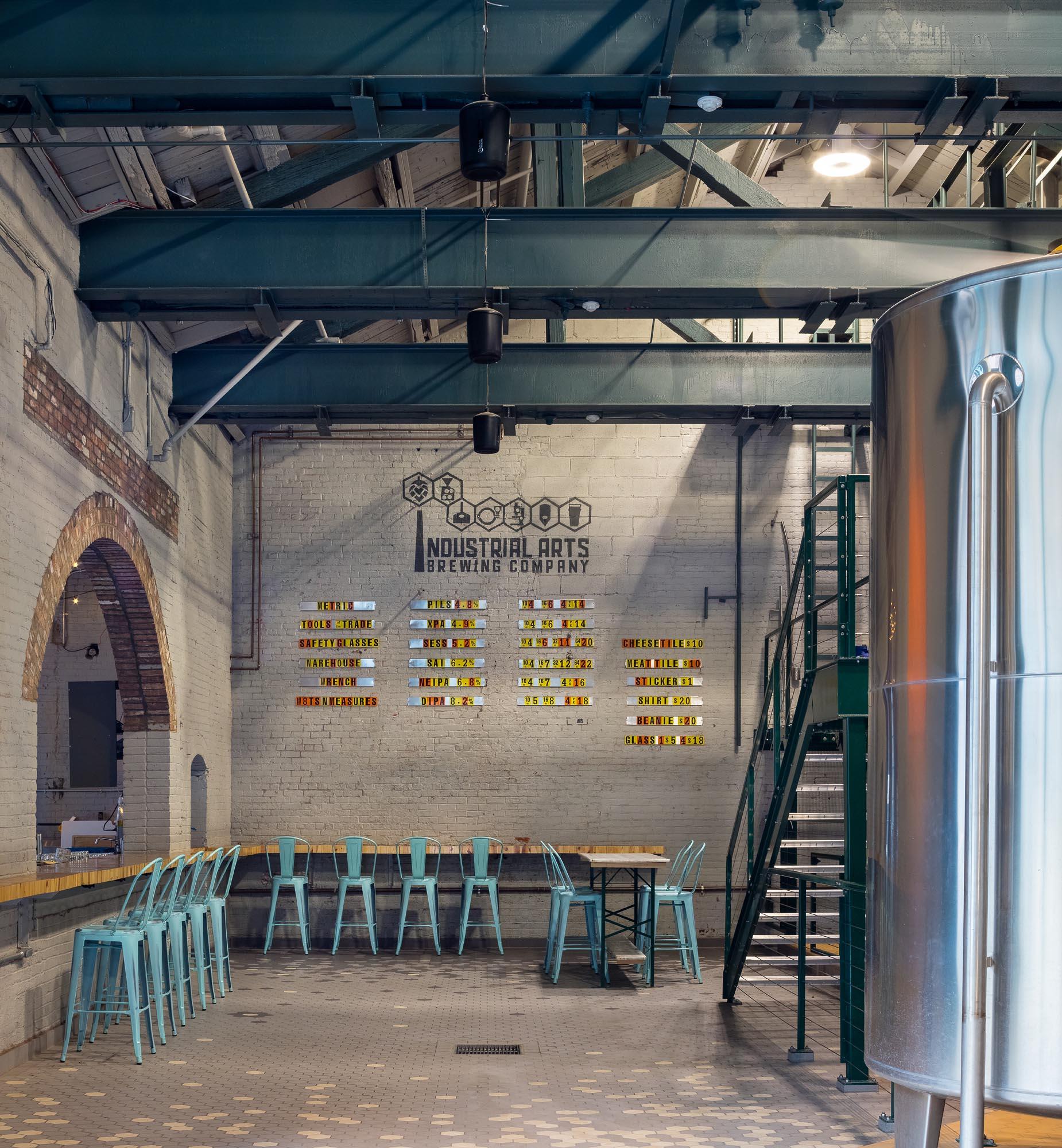 Industrial Arts Brewery