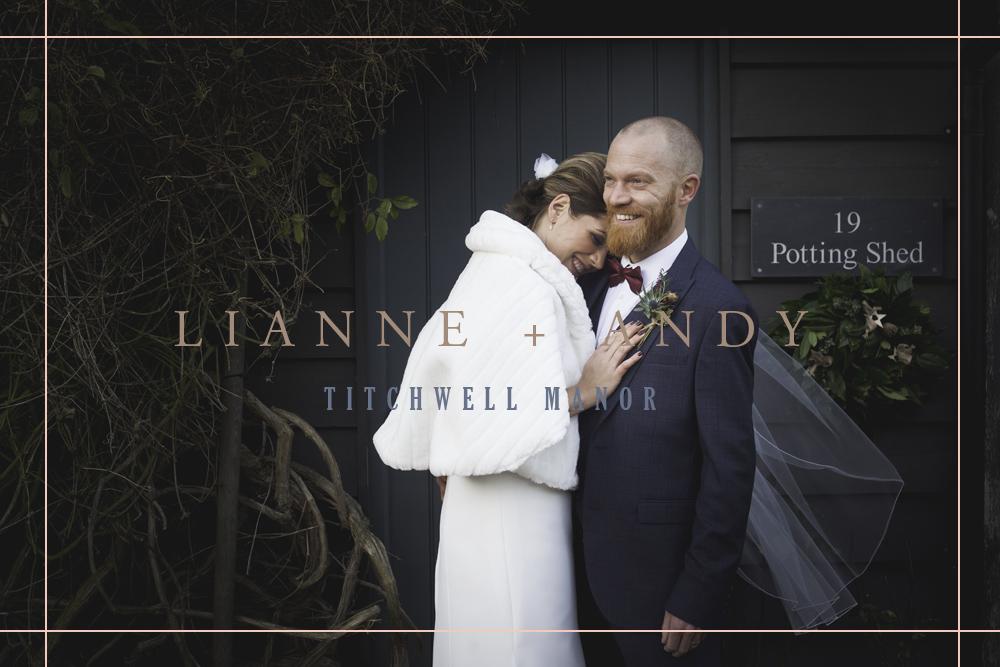 Titchwell Manor Wedding