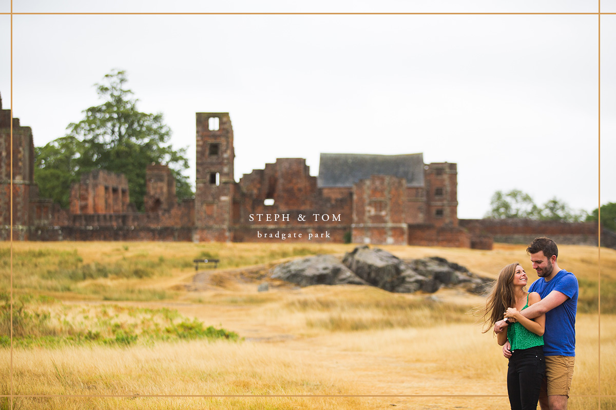 Bradgate Park Pre Wedding Shoot