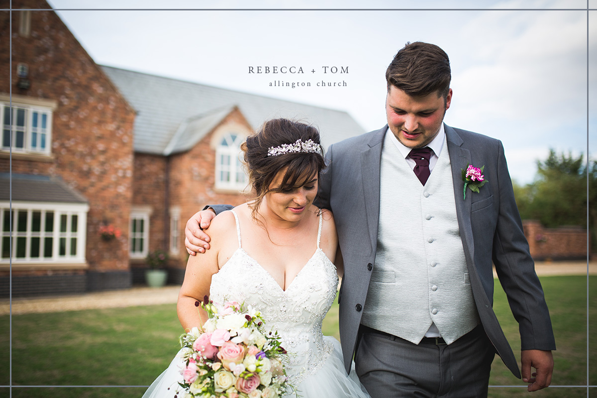 Wedding photographer near grantham
