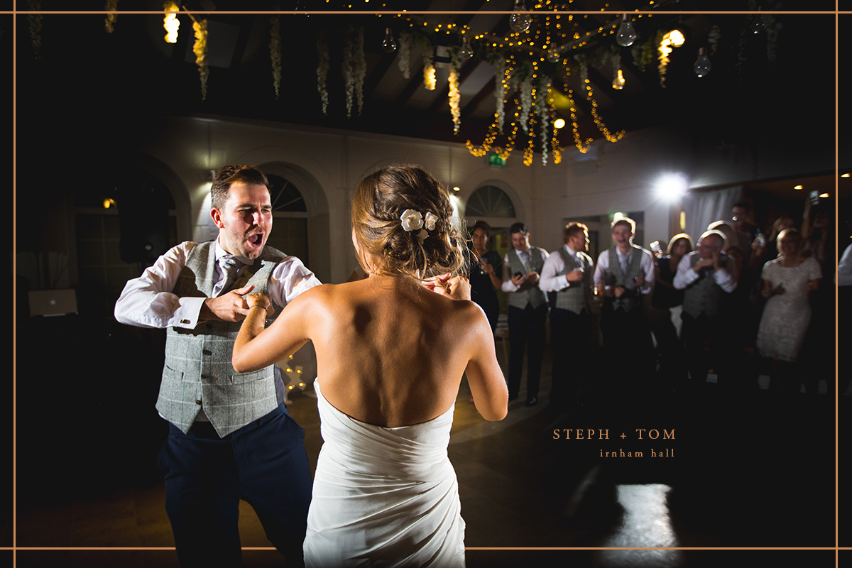 Irnham Hall Weddings