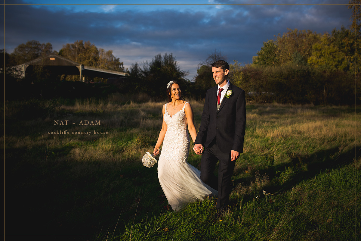 Cockliffe Country House Hotel Wedding