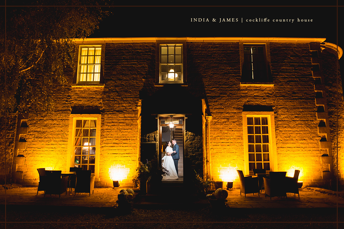 Cockliffe Country House Wedding