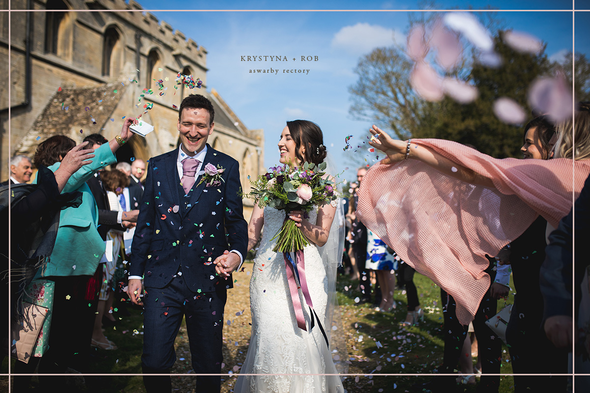 Aswarby Rectory Weddings