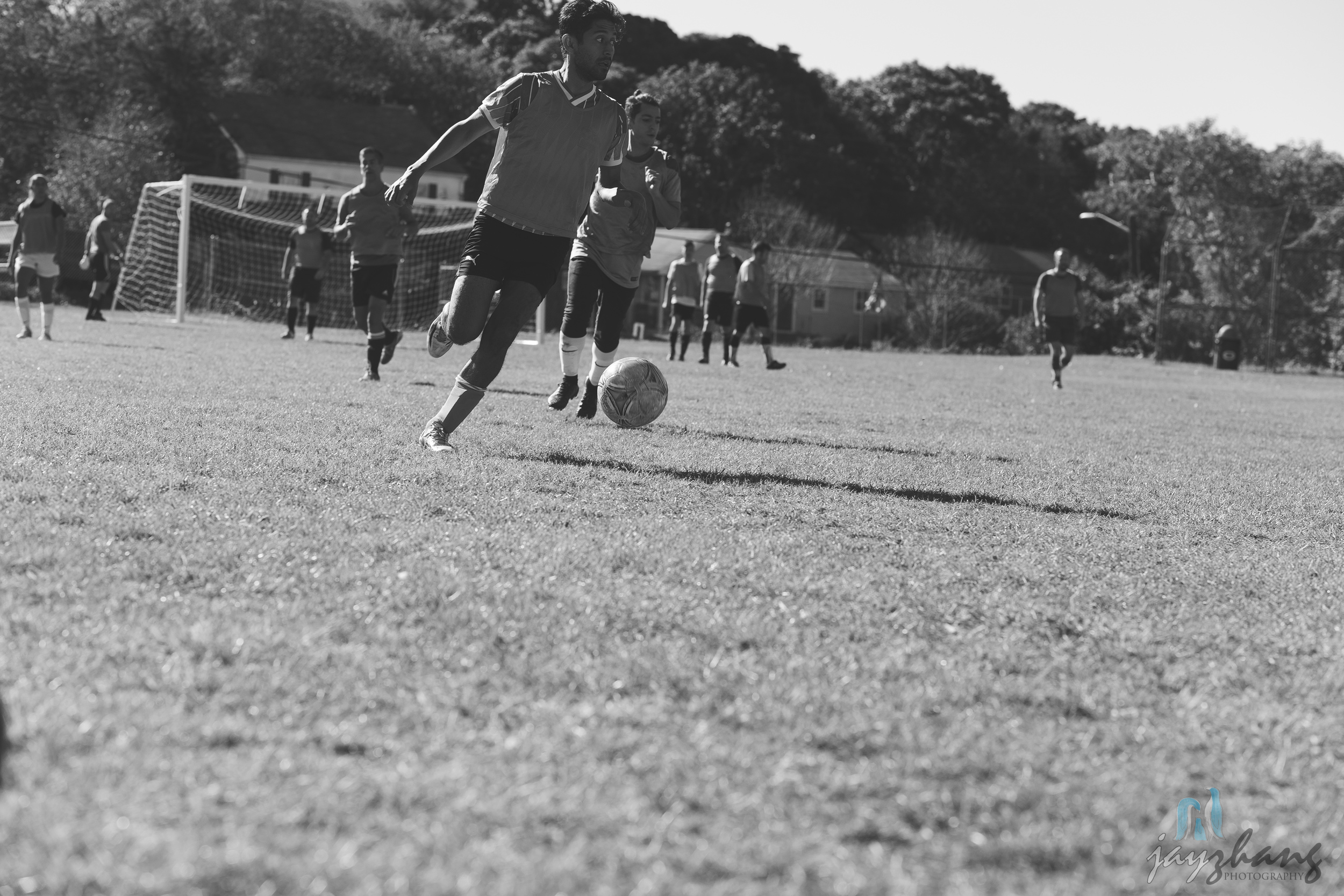 Day 288 - Ptown Soccer