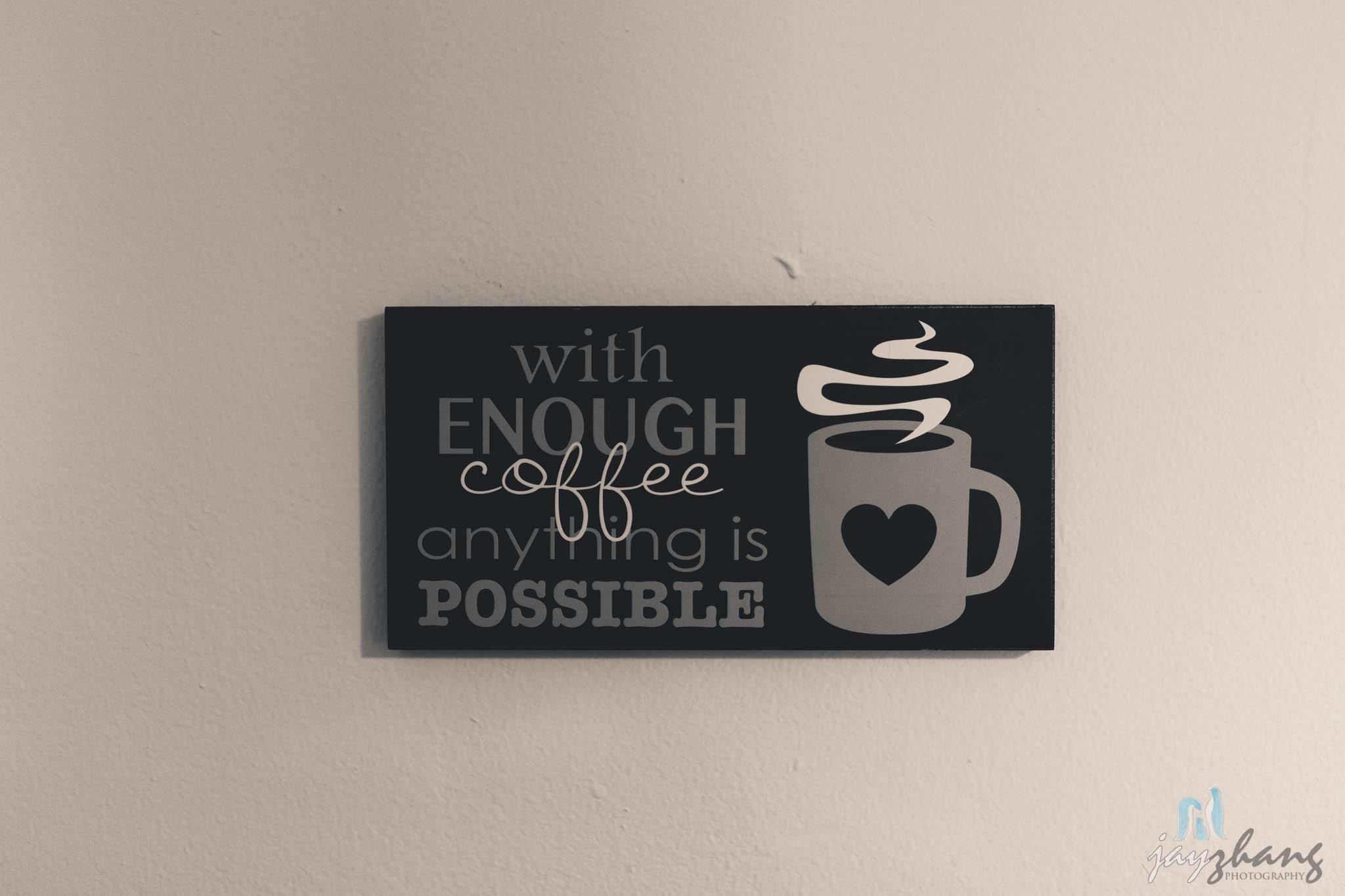 Day 317 - Enough Coffee